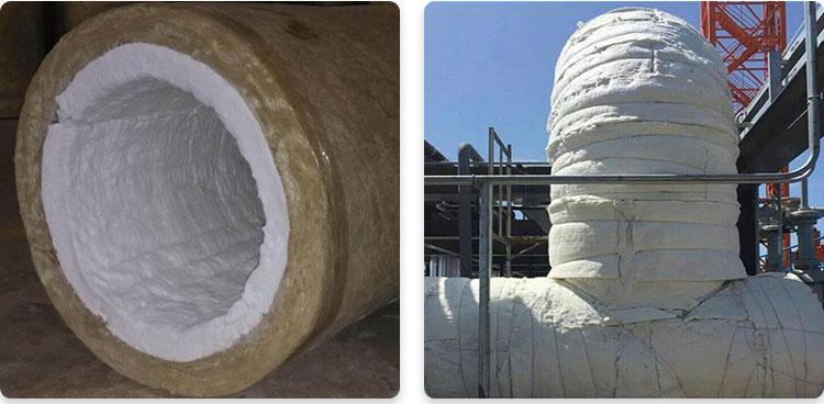 Lowes Fire Proof Insulation 1260c ceramic fiber blanket